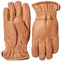 Hestra - Deerskin Winter - Handschoenen maat 8, beige/oranje/bruin