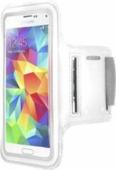 Samsung Galaxy A3 sports armband case Wit White