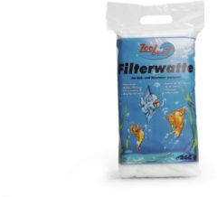 BEEZTEES/PET PRODUCTS AQUARIUM FILTERWATTEN 100GR