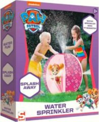 Sambro PAW Patrol - Water Fun - Standbal Sprinkler - 60Ø - Beach Ball Sprinkler - Roze en Lila - Waterfontein