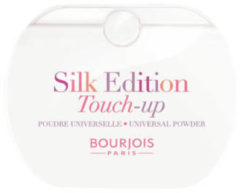 Transparante Bourjois Compact Poeder Silk Edition Touch Up