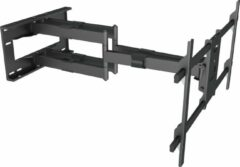 Zwarte Multibrackets Muursteun Universal Long Reach Arm 910mm HD, Dual