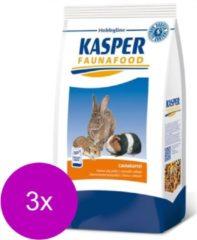 Kasper Faunafood Caviakorrel - Caviavoer - 3 x 4 kg