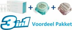 3 stuks Instantly Ageless + Moisture Lift 6 ml + Sands of Time 6 ml - Voordeelverpakking