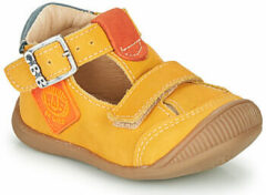 Oranje Hoge Sneakers GBB BOLINA