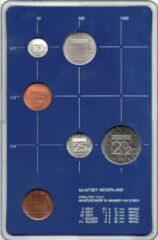 's Rijks Munt Nederland Jaarset Munten 1985 FDC