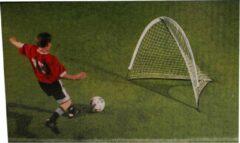 Witte Franklin Voetbaldoel Fast Goal Plus 106/190 Cm