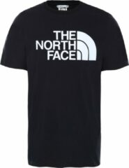 Zwarte The North Face - M S/S HALF DOME TEE - TNF BLACK - Mannen - Maat M