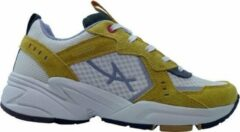 Allrounder Sneaker Dynamic Geel Combi