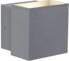 Paulmann Cybo 18002 Buiten LED-wandlamp Energielabel: LED (A++ - E) 6 W Warm-wit Grijs