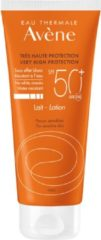 Avène Avene Sun Care Eau Thermale Lotion SPF50+ 100ml