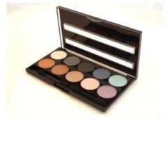 Bruine W7 Make-Up W7 10 out of 10 Palet - Multi - Oogschaduw Palet