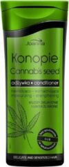 Joanna - Hemp Moisturizing And Strengthening Conditioner For Delicate And Sensitive Hair 200Ml