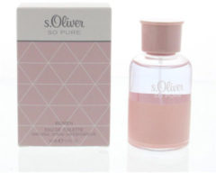 S.Oliver S. Oliver So Pure Women Eau de Toilette Spray 50 ml