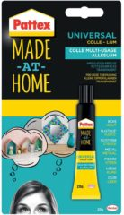 Pattex Hobbylijm - Made at Home - 20 gram tube - Corrigeerbaar