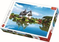 Puzzel Sanphet Prasat Palace - 1000 stukjes - Legpuzzel Trefl
