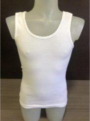 HL-tricot Hemd wit -3 Pack- 104