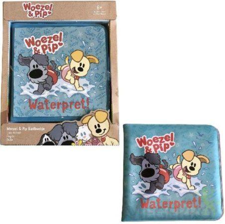 Afbeelding van Woezel & Pip Woezel en Pip Waterpret Badboekje met Geluid