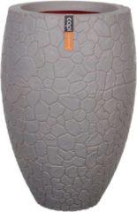 Capi europe Capi Nature Clay vase luxe 45x72cm bloempot grijs