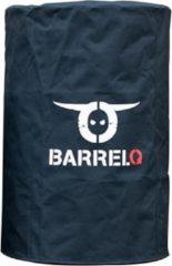 Zwarte BarrelQ BIG |BBQ beschermhoes|600D Polyester 100% waterdicht BBQ hoes| 57x87 CM