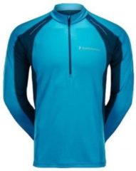 Blauwe Peak Performance - Balkka Zip LS - Heren - maat S