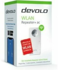Devolo WiFi Repeater + AC Netwerk WiFi repeater Wit