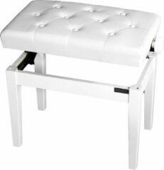 Innox PB 10W pianobank hoogglans wit
