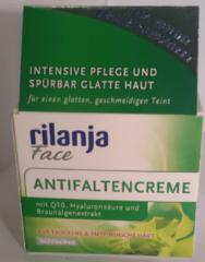 Rilanja Vital Anti-rimpel Dagcreme - Voor Droge en Gevoelige Huid 50ml