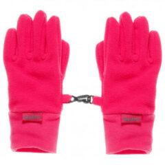 Playshoes - Kid's Finger-Handschuh Fleece - Handschoenen maat 12-16 Years, roze