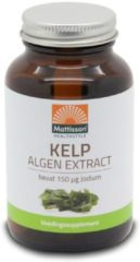 Mattisson Kelp algenextract 150 mcg jodium 200 Tabletten