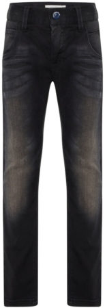 Afbeelding van Zwarte Skinny Jeans Name It Kids NITCLAS XSL DNM PANT NMT NOOS