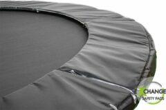 Etan Xchange Universele Trampoline beschermrand 244 cm / 08ft Zwart