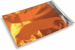 Snazzybag glimmende envelop - A4/C4 - Oranje - per 100 stuks