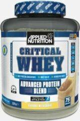 Applied Nutrition Critical Whey - Eiwitshake - 2270 gram (73 doseringen)