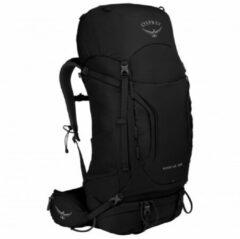 Osprey Kestrel 58l trekking backpack heren – zwart - maat s/m