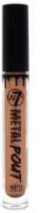 W7 Metal Pout Matte Lipgloss - Heavy Metal 3ml