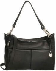 Zwarte SoDutch #12 shopper/handtas black