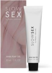 Transparante Bijoux Indiscrets Slow Sex Anaal Play Gel - 30 ml - Glijmiddel
