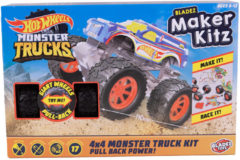 Boeketbinderij.be Bladez Maker Kitz Hot Wheels 4x4 Monster Truck