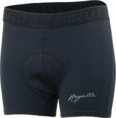 Rogelli Cycling Underwear - Fietsondergoed - Maat M - Dames - Zwart/Wit