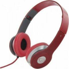 Esperanza EH145R Rood Circumaural Hoofdband koptelefoon