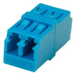 Blauwe Roline Fibre-Adapter LC Duplex Single-Mode Z