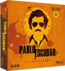 Just Games Pablo Escobar The Boardgame - bordspel