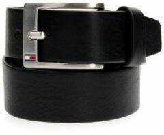 Zwarte Tommy Hilfiger E367895011 NEW ALY Belt Unisex Black