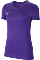 Paarse T-shirt Korte Mouw Nike Dry Park VII SS Jersey Women