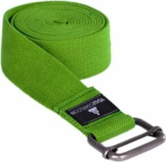 Yogagurt yogibelt® extra - MB 300cm - kiwi Yoga riem YOGISTAR