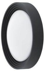 EGLO Ontaneda - Buitenverlichting - LED - Wand/Plafondlamp - 1 Lichts - Zwart