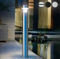 Roestvrijstalen Bel Lighting Despo FL BL 994D4.60.04 Geborsteld roestvrij staal
