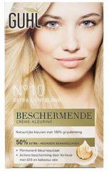Guhl Protecture Haarverf Beschermende Creme-Kleuring 10 Extra Licht blond Per stuk