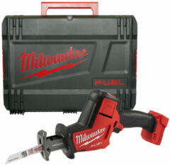 Milwaukee M18 FHZ-0X 18V Li-Ion accu Reciprozaag body in HD Box - 22mm